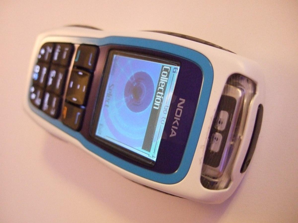 Nokia 3220 Wikip 233 Dia