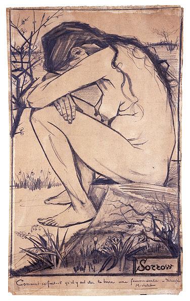 File:Vincent van Gogh - Sorrow.jpg