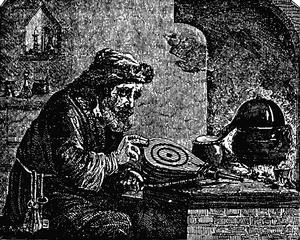 English: Alchemist