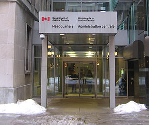 Sparks St. Headquarters