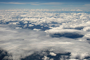 "English: ""The two main cloud types are St..."
