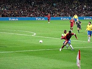 Brazil vs Portugal, Emirates Stadium, February...