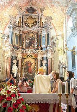 Binkošti - prihod Svetega Duha - praznik
