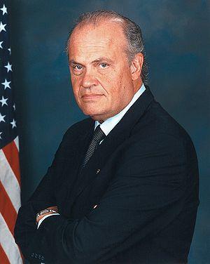 Fred Thompson, former U.S. Senator, actor, and...