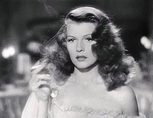 English: Screenshot of Rita Hayworth as Gilda ...