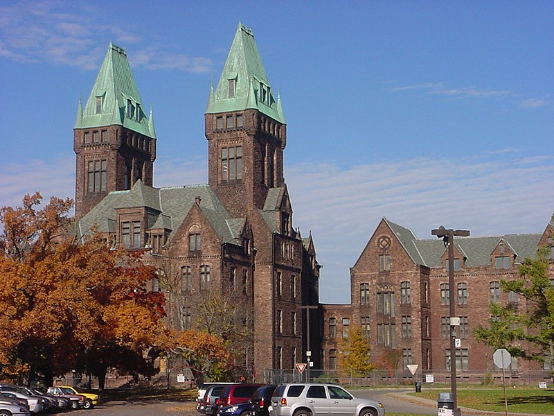 Insane Asylum: Buffalo State Hospital
