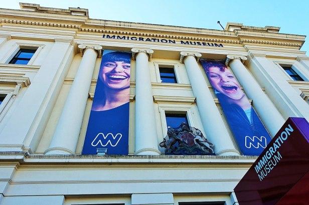 Immigration Museum, Melbourne - Joy of Museums - External 2