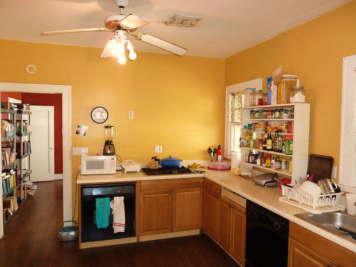 My House - New Orleans - Kitchen 2010.jpg