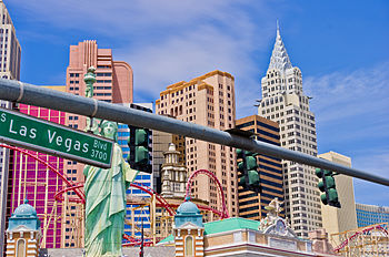 English: New York, New York hotel (Las Vegas)