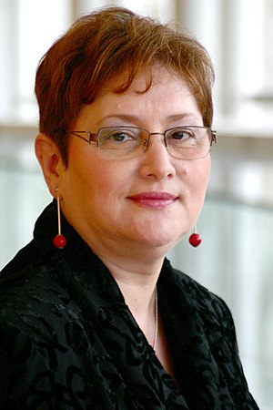 English: Renate Weber, Romanian MEP