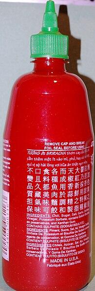 File:Sriracha sauce.JPG
