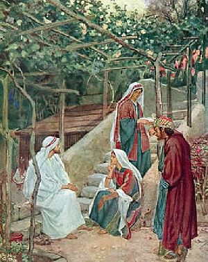 The life of Jesus of Nazareth plate 47.