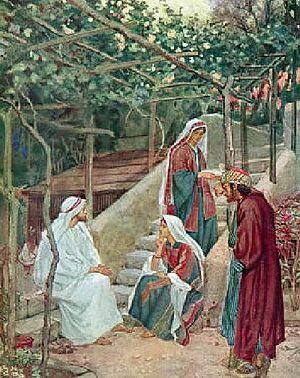 The life of Jesus of Nazareth plate 47.