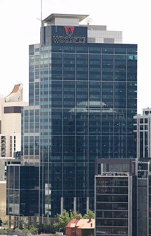 Woodside Plaza, a skyscraper in Perth, Western...
