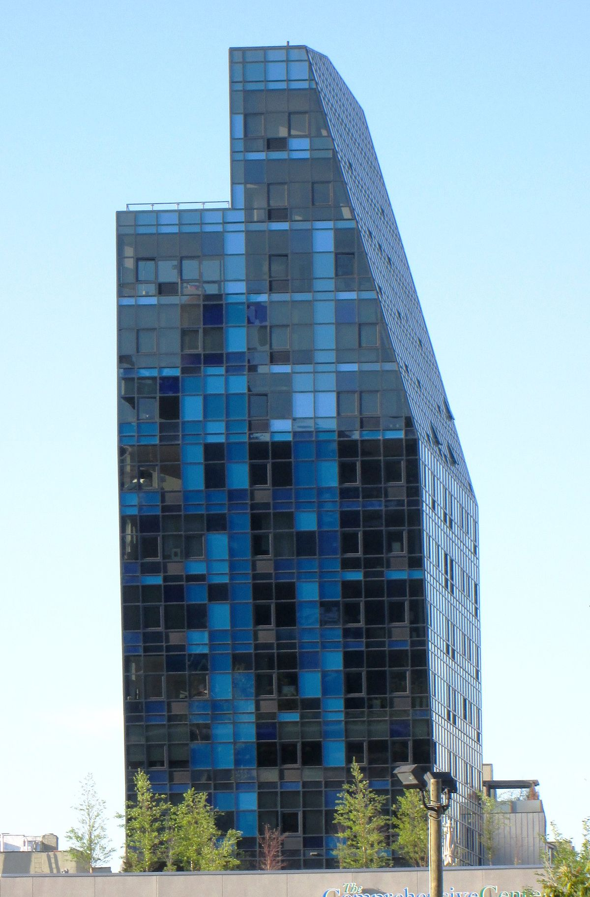 Blue Condominium Wikipedia