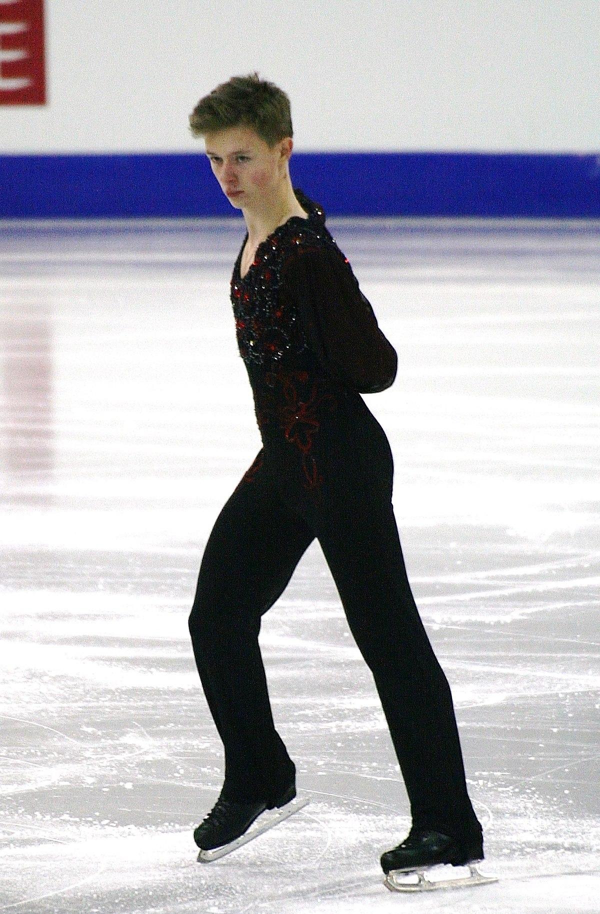 Alexander Petrov Figure Skater Wikipedia
