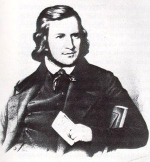 Deutsch: August Heinrich Hoffmann von Fallersl...