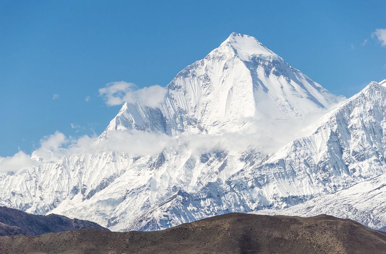 Himalaya Fall 2017: Manaslu in Alpine Style and Without Sherpa