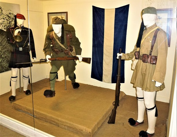 Evzones Uniform - War Museum of Thessaloniki by Joy of Museums