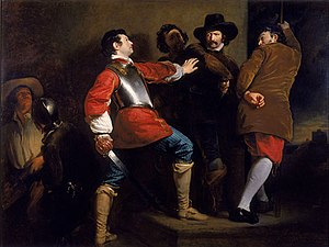 English: The Discovery of the Gunpowder Plot, ...