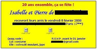 invitation wikipedia