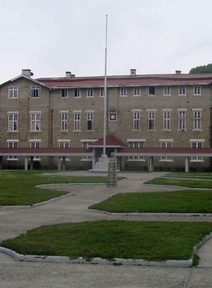 SPS Darjeeling Main building