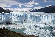 Glaciar Perito Moreno, una de las más importantes reservas de agua dulce del planeta