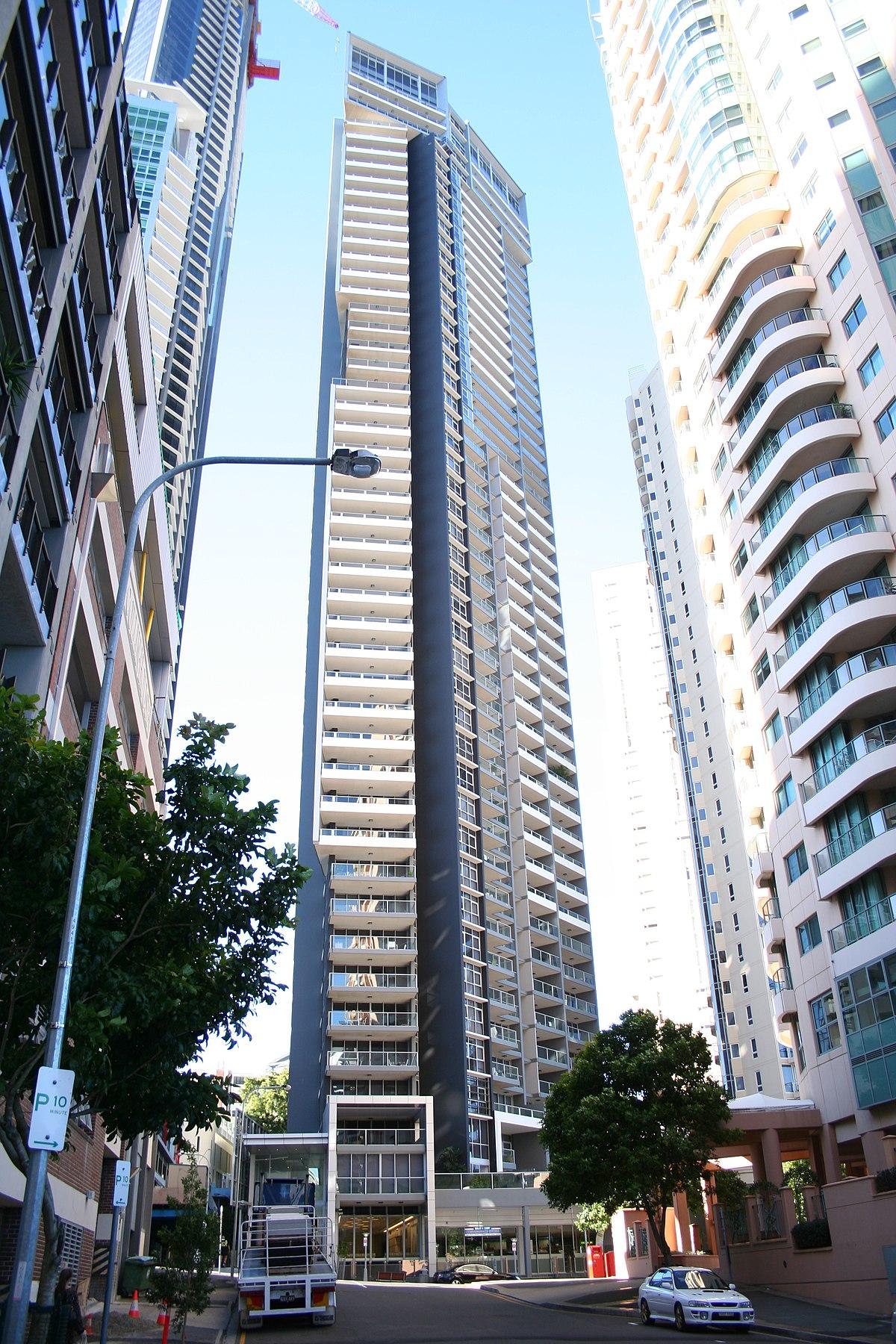 Skyline Apartments Wikipedia