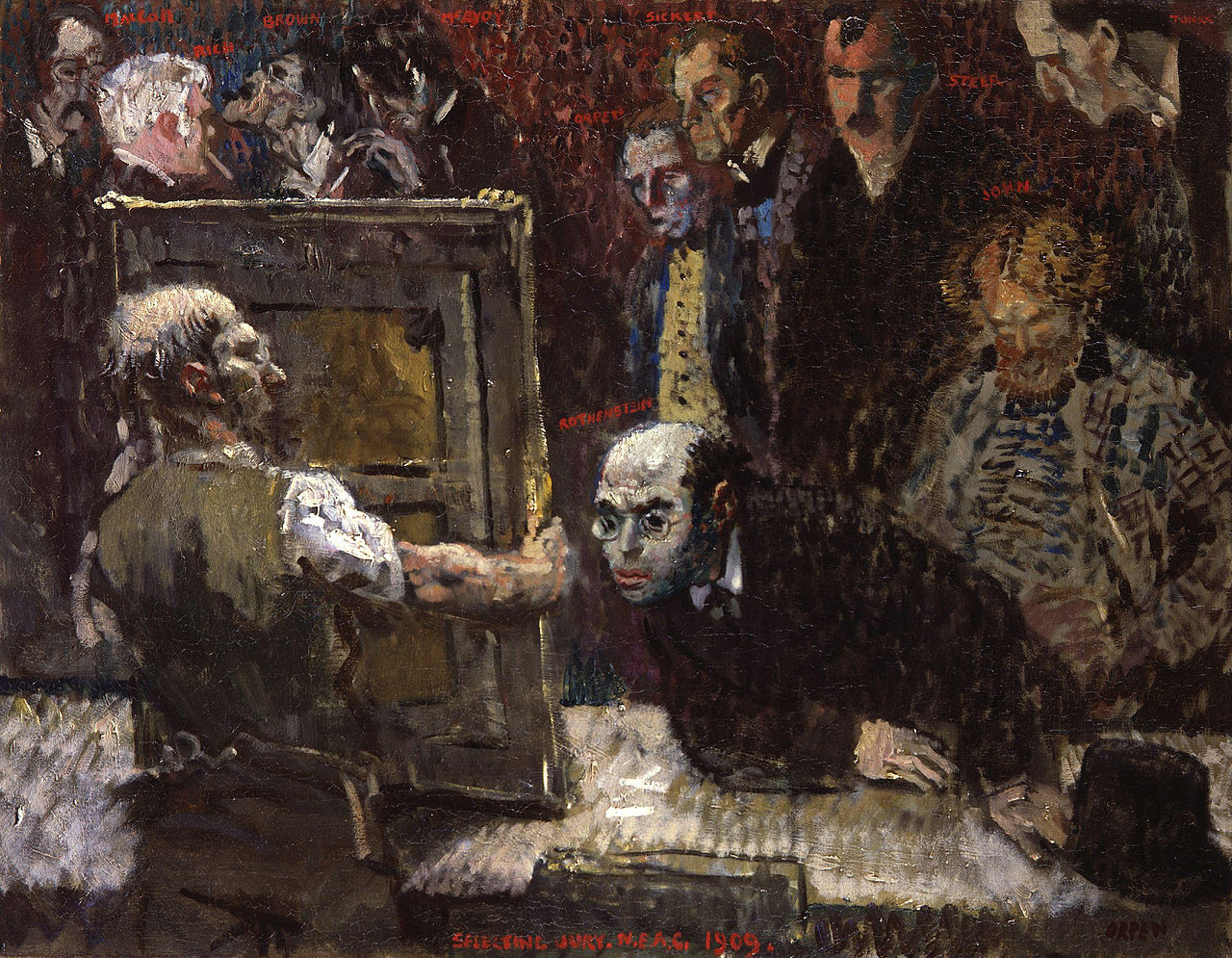 https://i2.wp.com/upload.wikimedia.org/wikipedia/commons/thumb/5/5c/The_Selecting_Jury_of_the_New_English_Art_Club,_1909_by_Sir_William_Orpen.jpg/1280px-The_Selecting_Jury_of_the_New_English_Art_Club,_1909_by_Sir_William_Orpen.jpg