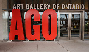 Toronto: Art Gallery of Ontario