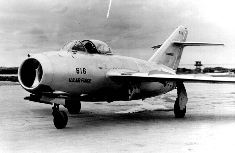 File:USAF MiG-15.jpg