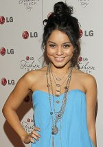 English: Actress and Singer Vanessa Hudgens In...