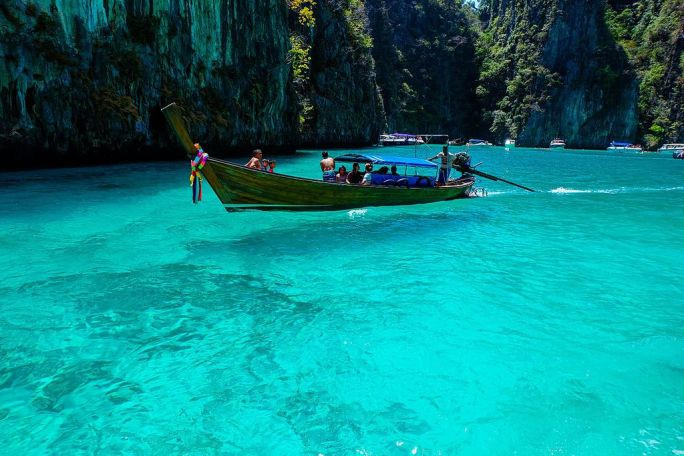 1047 NOPPHARATTHARA BEACH - PEEPEE ISLANDS NATIONAL PARK THAILAND