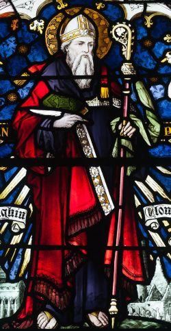 sveti Ciaran Mlajši - duhovnik in opat