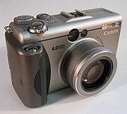 Kleine, kompakte Kameras sind für den Anfang allemal gut!