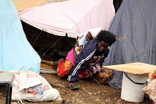 De deur camp refugees (3973948297)