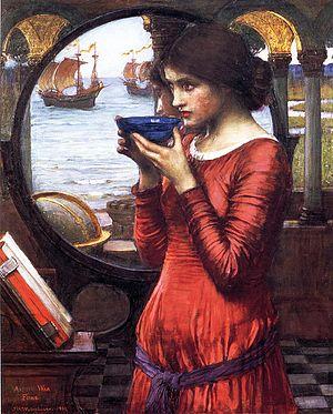 Destiny, by John William Waterhouse