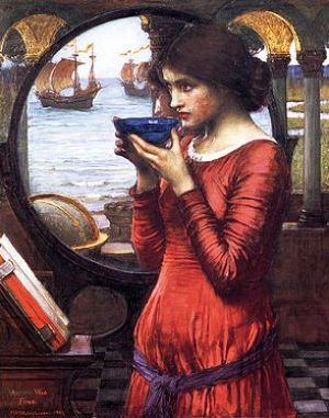 Destiny, by John William Waterhouse