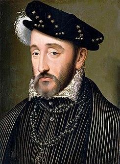 Resultado de imagen para Fotos de Enrique II, rey francés