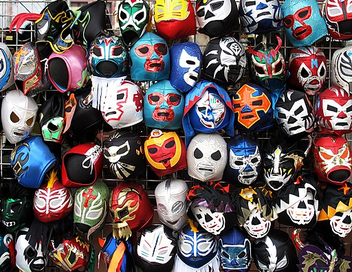 Lucha Masks
