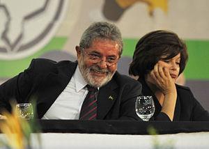 Lula and Dilma.