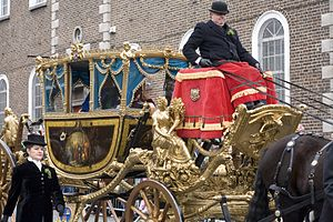 ST. PATRICK'S DAY PARADE 2007 - DUBLIN- Lord M...