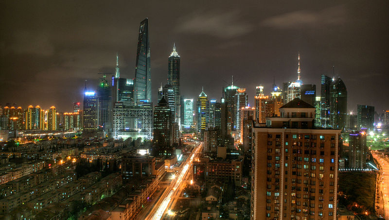 Shanghai becomes a symbol of the recent economic boom of China. In 2011, China had 960,000 millionaires.