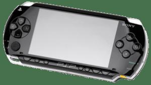 English: A North American Sony PSP-1000 handhe...