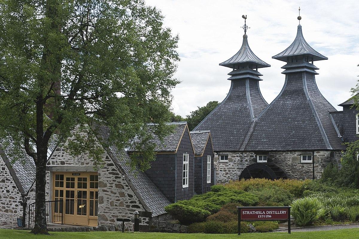 Strathisla Distillery Wikipedia