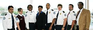 Transportation Security Administration staff (...