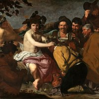 """The Triumph of Bacchus"" by Diego Velázquez"