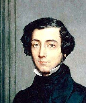 English: Alexis de Tocqueville