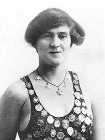 """Resultado de imagen de """"Fanny Durack"""" swimmer"""