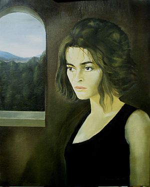 Portrait on Canvas